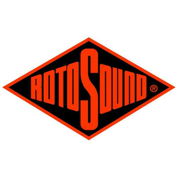 Rotosound  RB45-5  Bass Nickel Roundwound Bass Guitar Strings 45-130 Long Scale