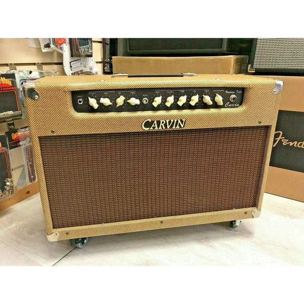Carvin Belair 2 X 12 inch 50watt Tube Combo made in the USA