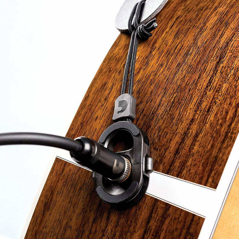 D'Addario PW-AJL-01 Cinchfit Acoustic Jack Lock, Ideal For Electro Acoustic's