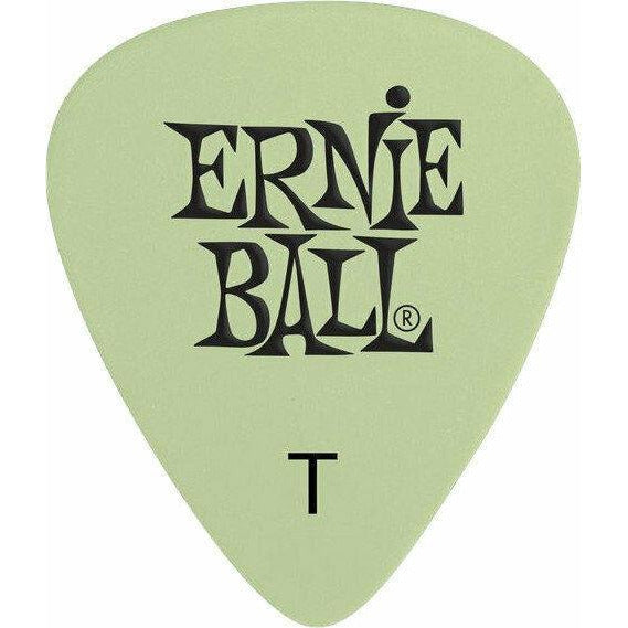 Ernie Ball 9224 Super Glow Picks Bag of 12 0.46mm