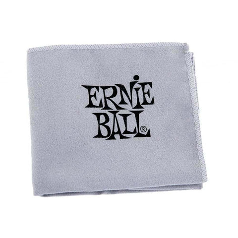Ernie Ball 4220 Guitar Polish Cloth Size 14.5 in. x 16 in.