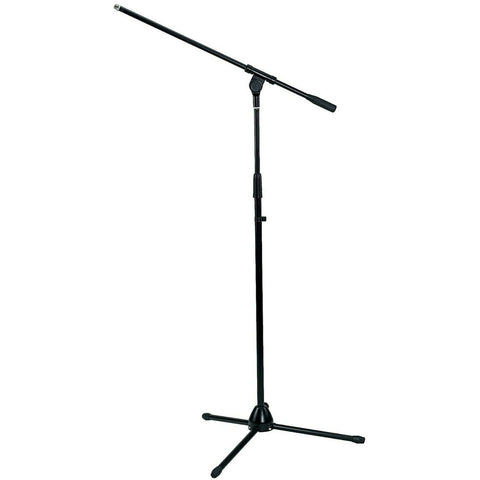 Gewa Boom Microphone Stand. Black Finish. Good Value Stands P/N F900.601