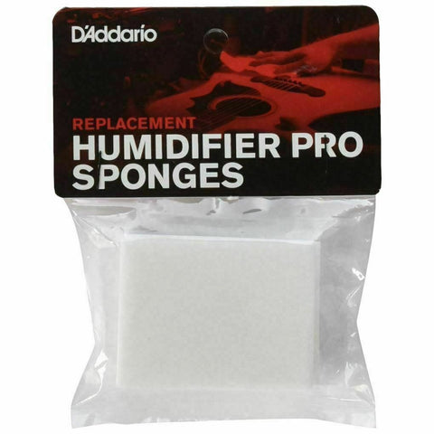D'Adaario PW-GHP-RS Acoustic Guitar Humidifier Replacement Sponge 2 Pack