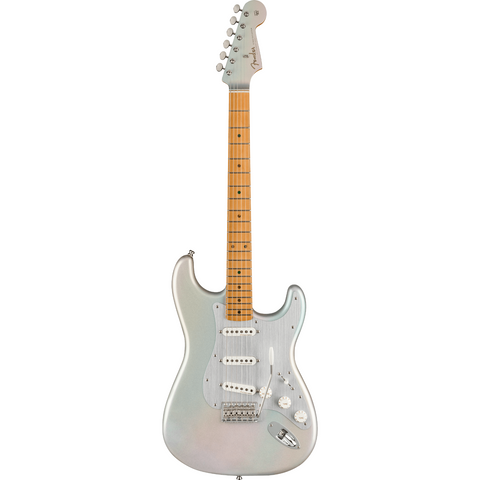 Fender H.E.R. Stratocaster, Maple Fingerboard, Chrome Glow P/N 0140242343
