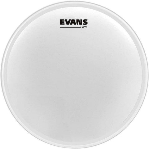 "Evans 14"" Uv1 Coated Drum Head Skin B14UV1"