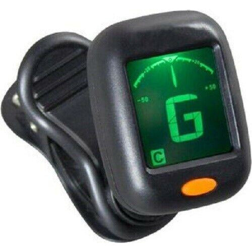 Rotosound HT200 Chromatic Clip-On Tuner. Superb Value, Extremely Accurate.