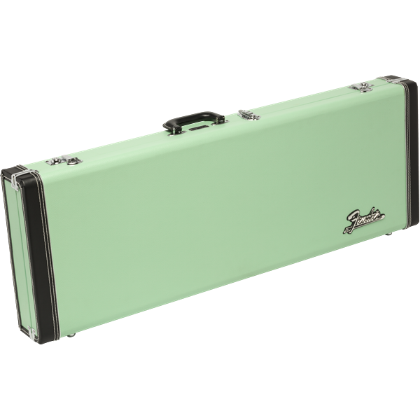 Fender Classic Series Strat/Tele Case - Surf Green P/N 0996106357