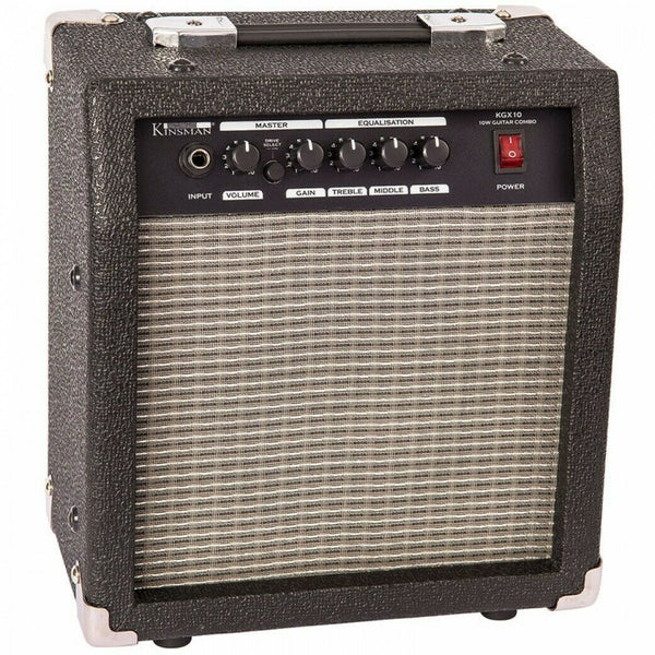 Kinsman 10w Practice Electric Guitar Amplifier Combo Super, Value For Home Use