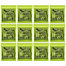 12 x Ernie Ball Regular Slinky Electric Guitar Strings p/n 2221. 12 x SETS