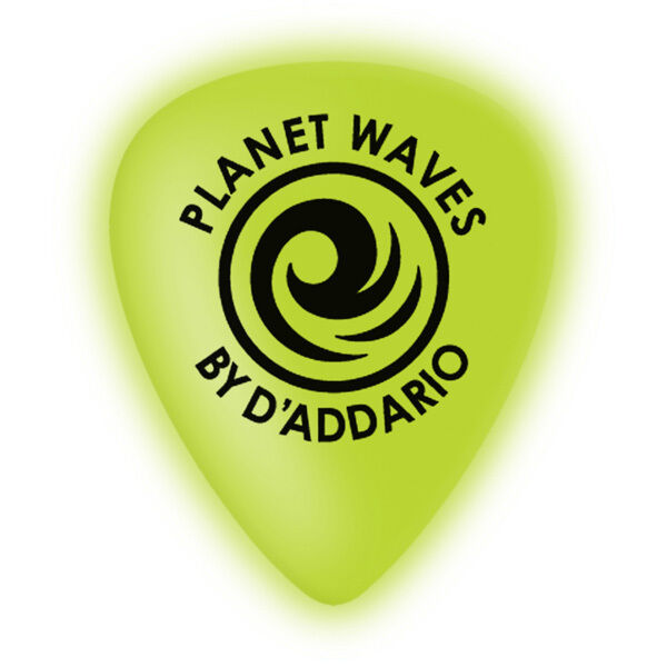 D'Addario 1CCG2-10 Celluglo Celluloid Guitar Picks 0.5mm Light
