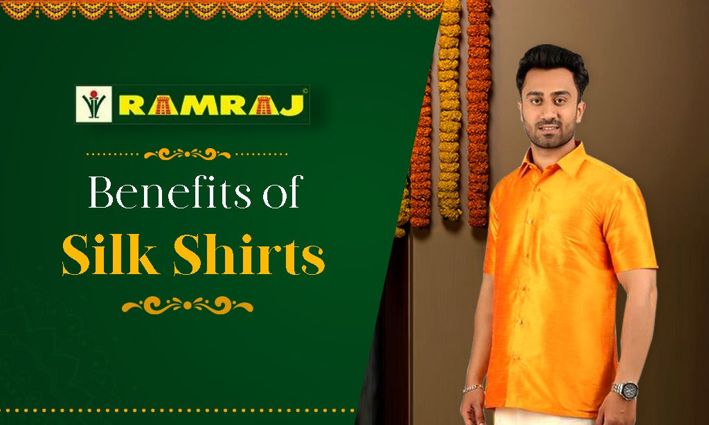 Benefits of Silk Shirts