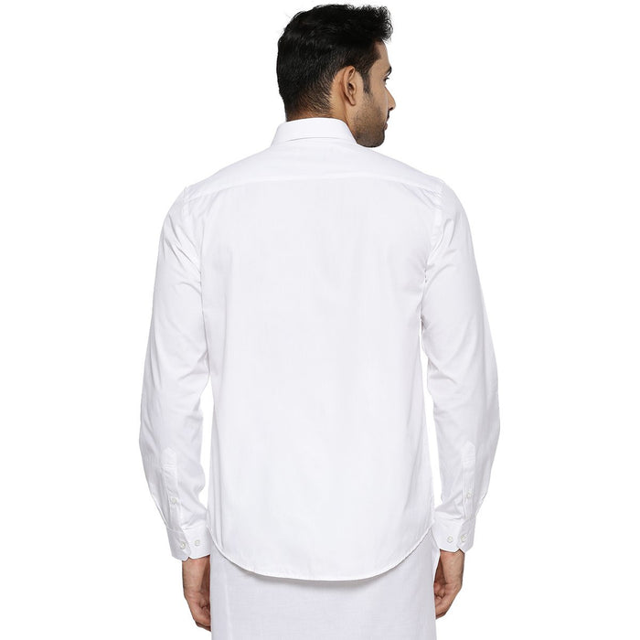 Luxury Cotton Full Sleeves Shirts
