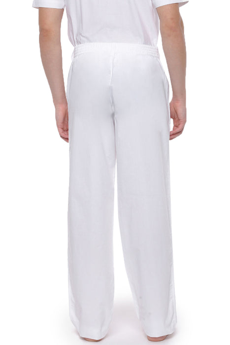 Cotton By Pant White