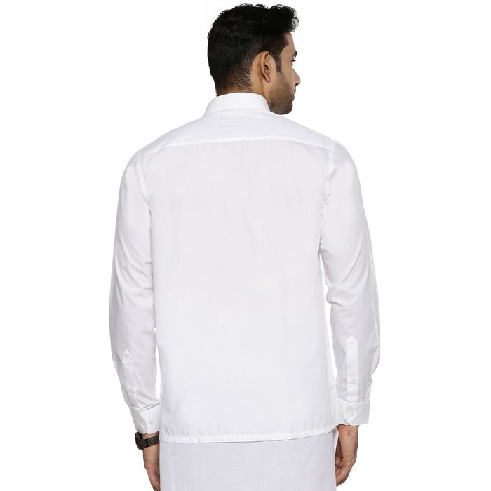 Rich Cotton Full Sleeves Shirt