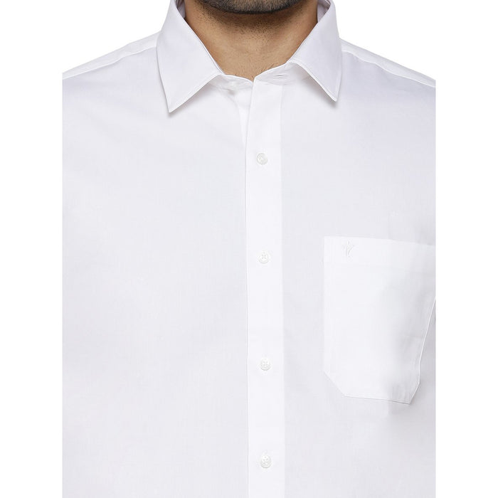 Classic Cotton Half Sleeves Shirts