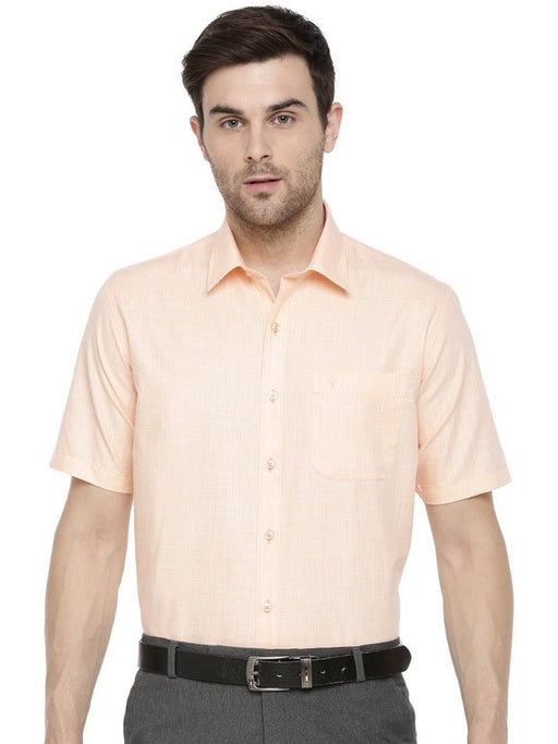 Cotton Formal Half Sleeves Shirt T4 CD1