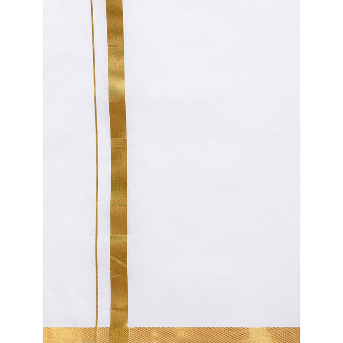 Gold pack 3/4 inch Dhoti (1364010762287)