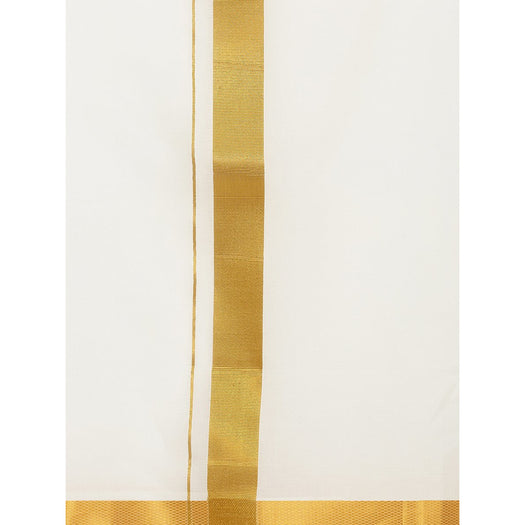 Golden Man Pet Double Dhoti (1363788234799)