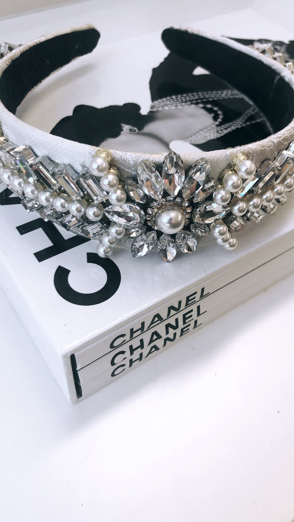 Queen Crystal Headband
