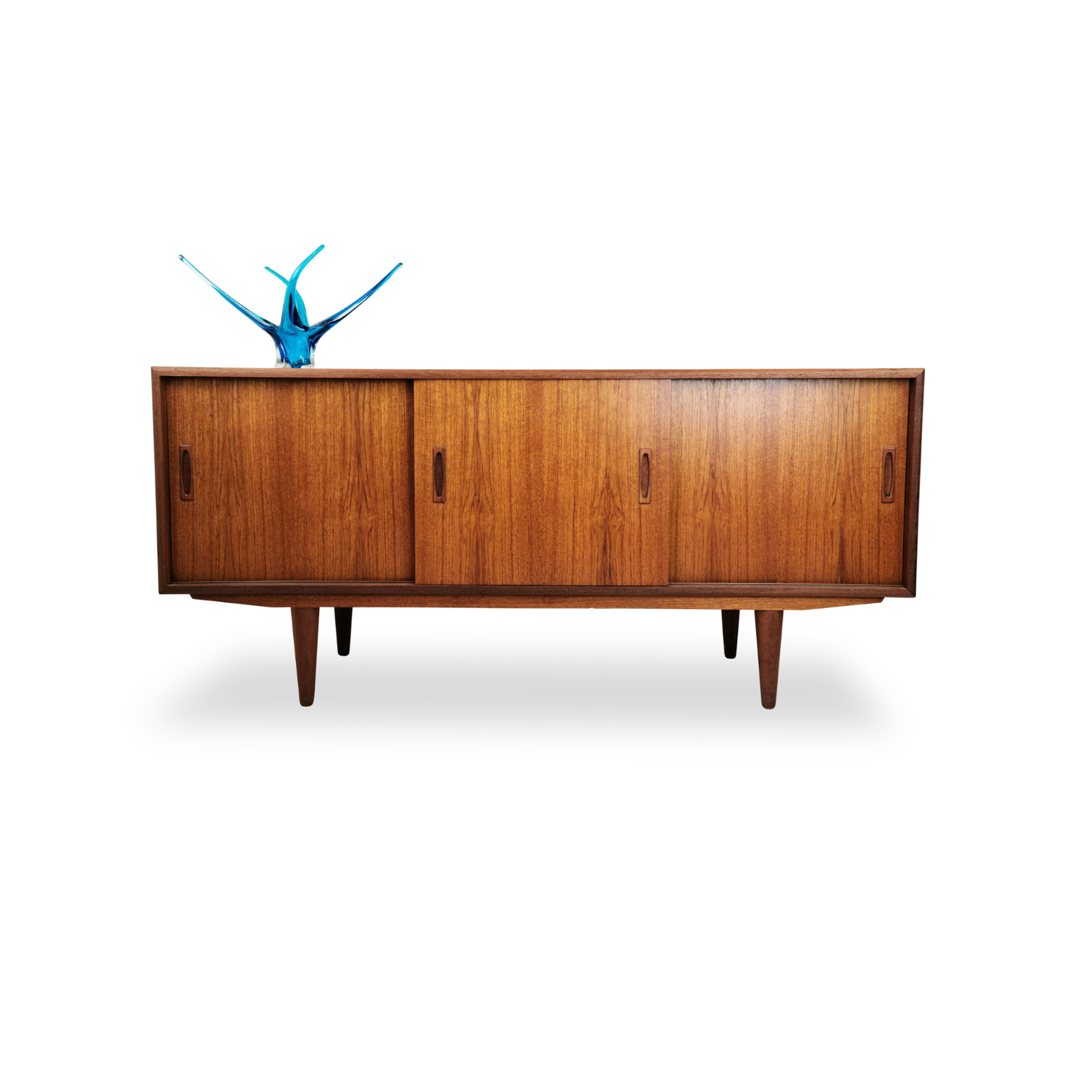 Mid century teak sideboard by Clausen and Son