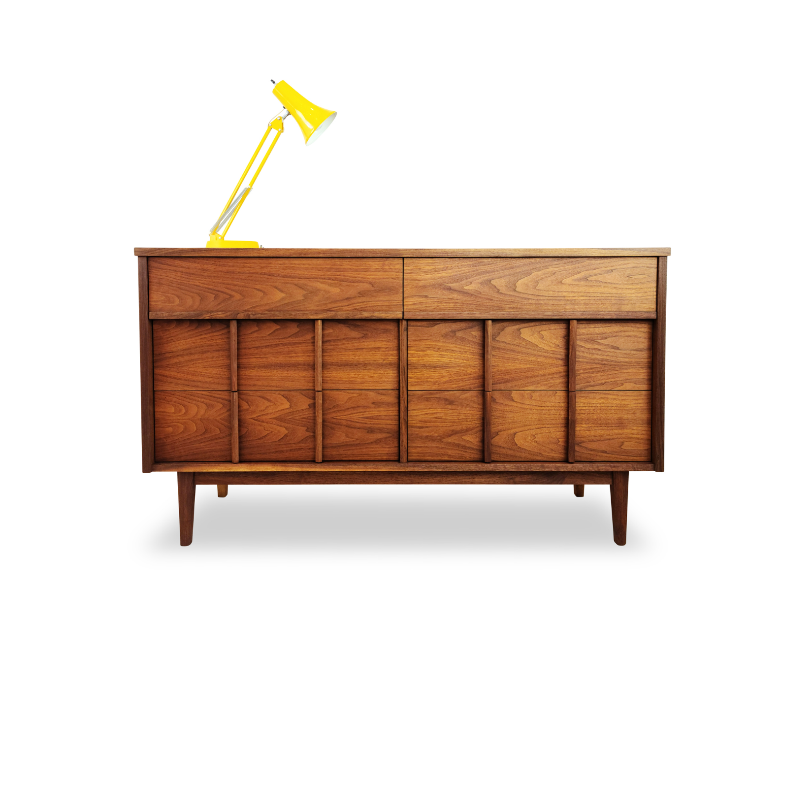 Walnut Dresser by Gibbard