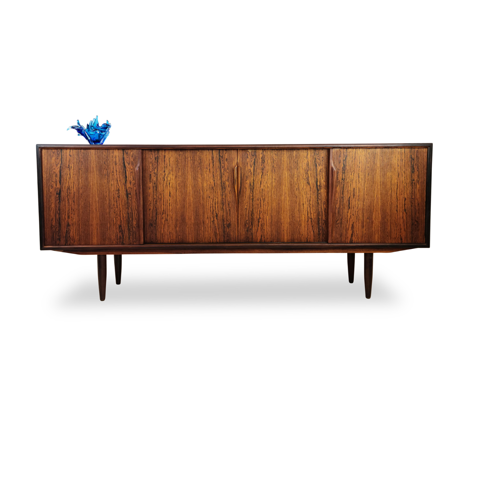 Rosewood Sideboard by Gunni Omann for Axel Christiansen