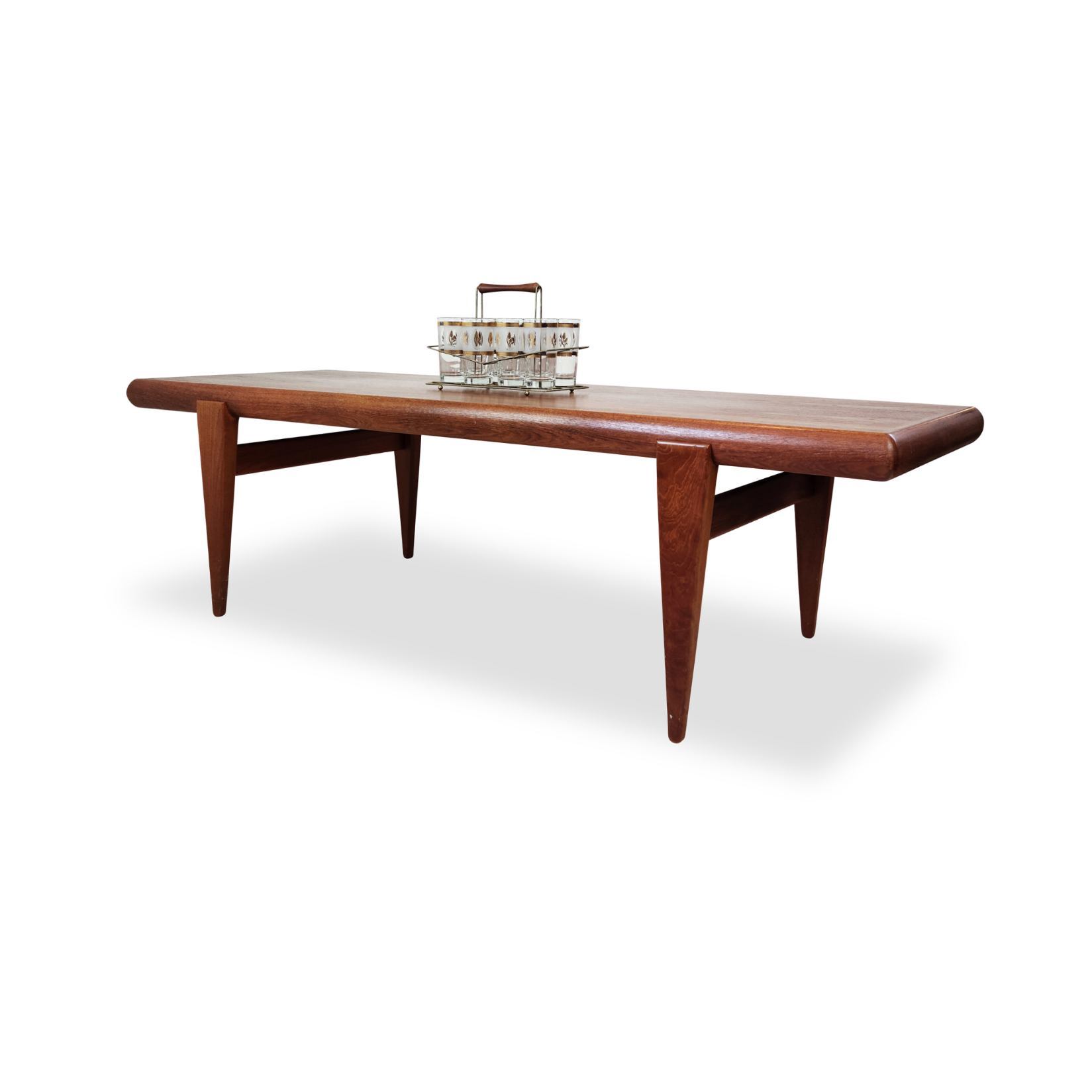 Danish Teak XL Coffee Table
