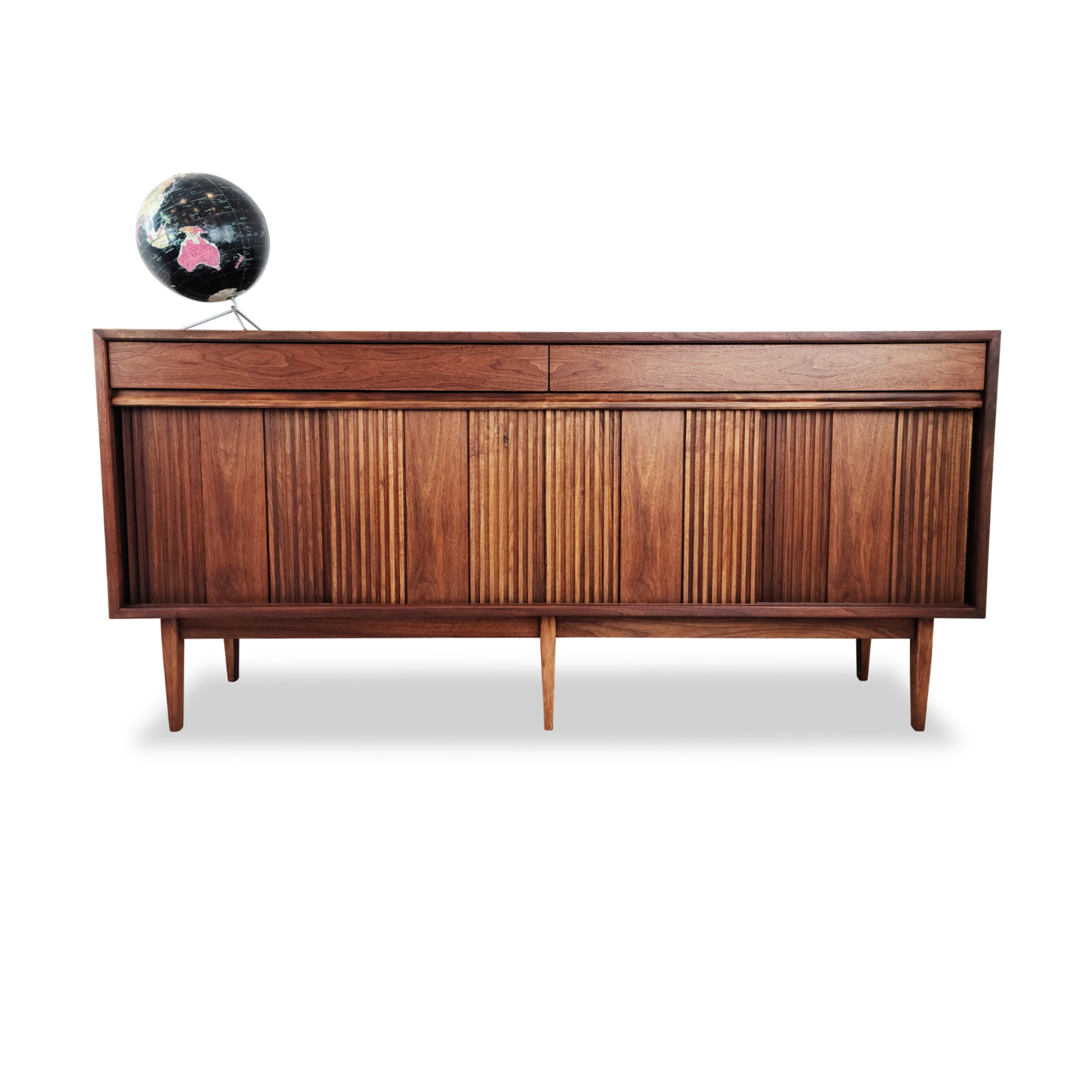 Walnut Sideboard by Honderich