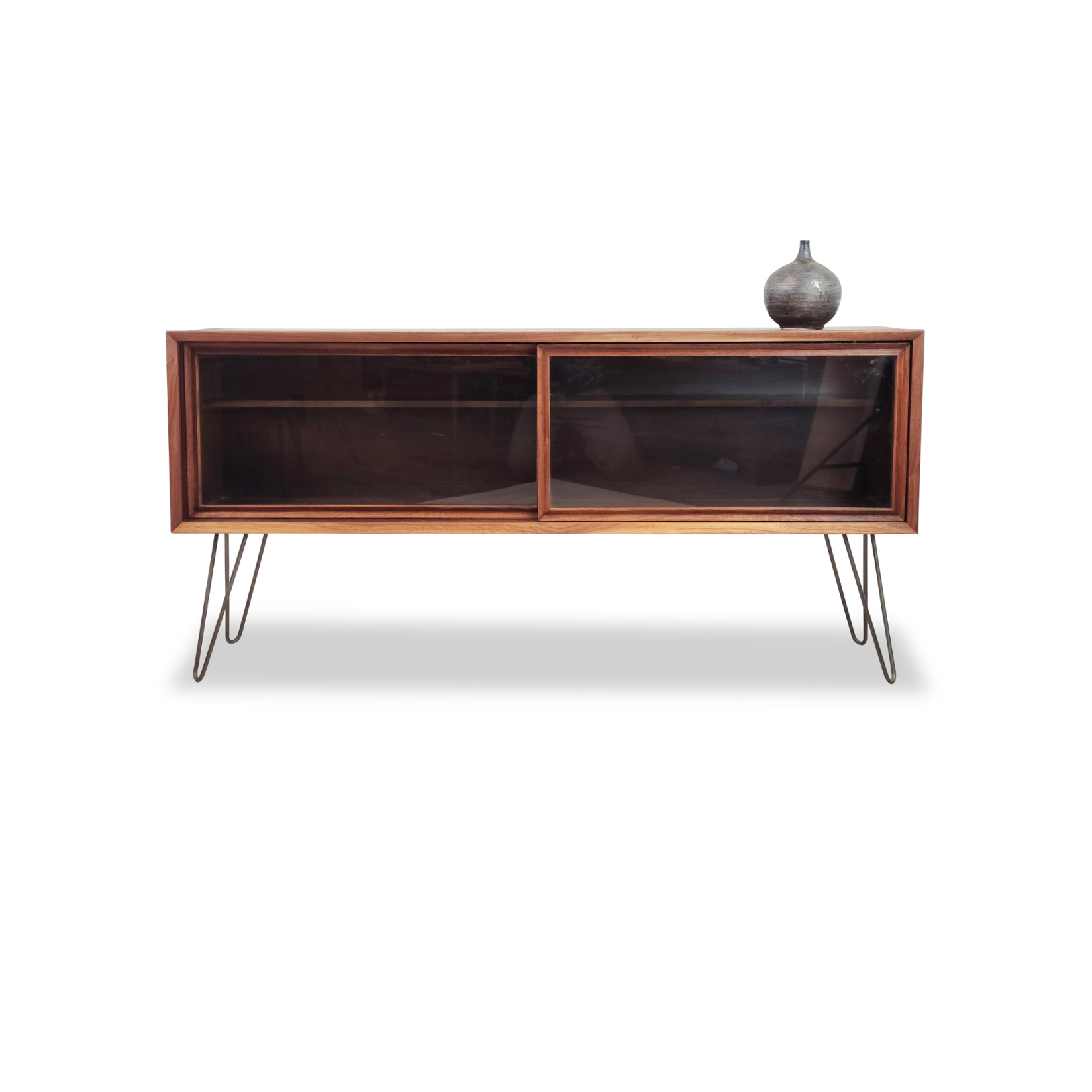 Walnut Cabinet by Honderich