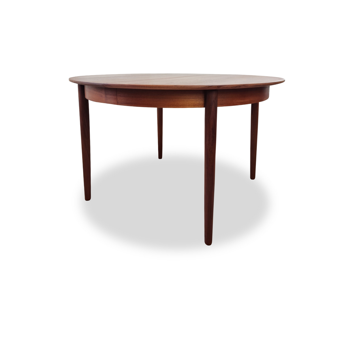 Teak Round Dining Table
