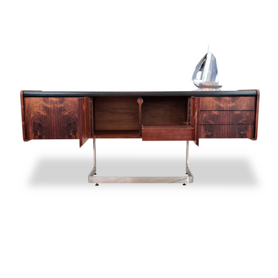 Rosewood Credenza by Ste. Marie and Laurent