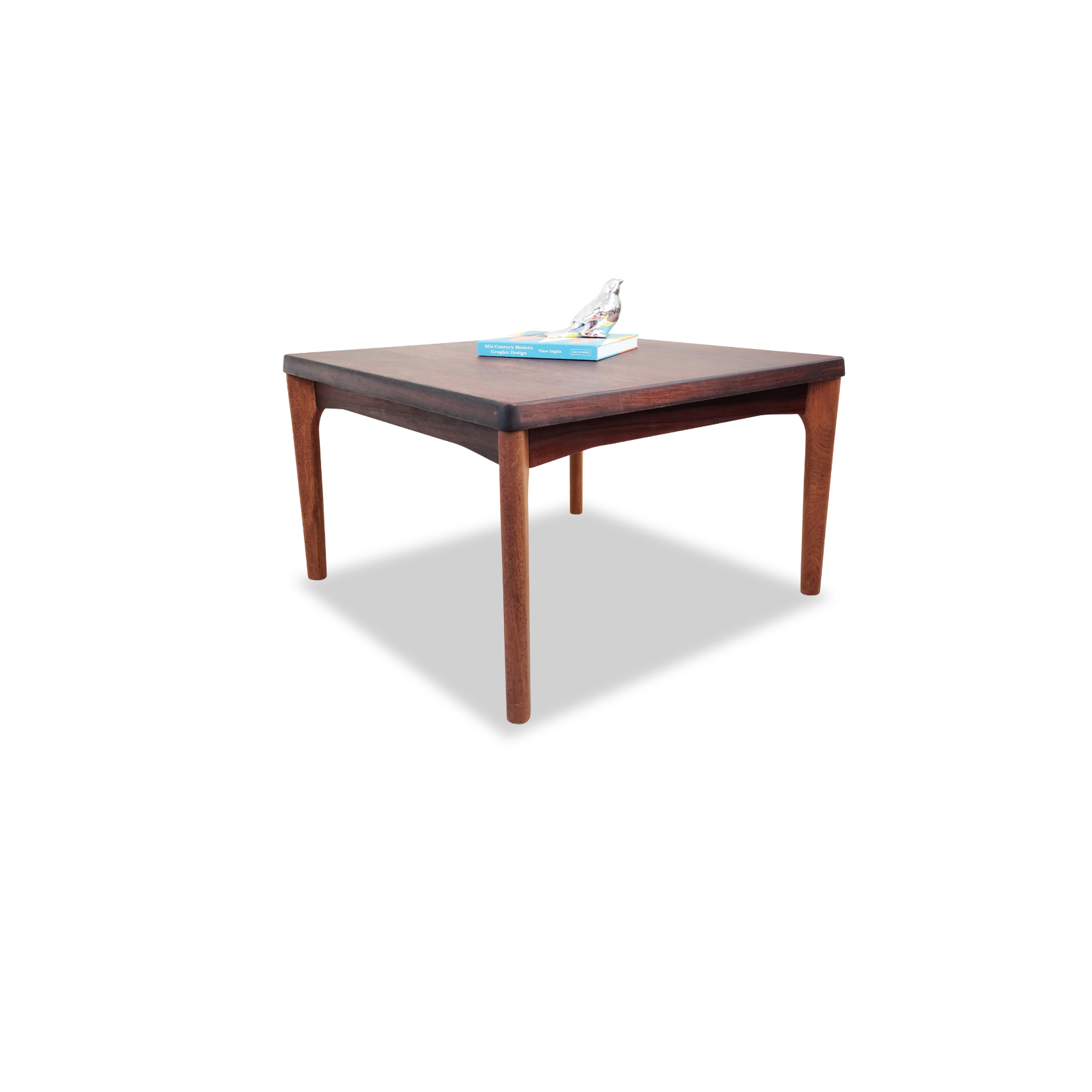 Henning Kjaernulf Rosewood Coffee Table