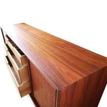 Load image into Gallery viewer, Vintage Walnut Honderich Sideboard