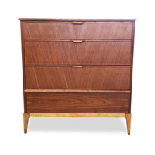 Load image into Gallery viewer, Walnut Highboy by Kaufman Furniture