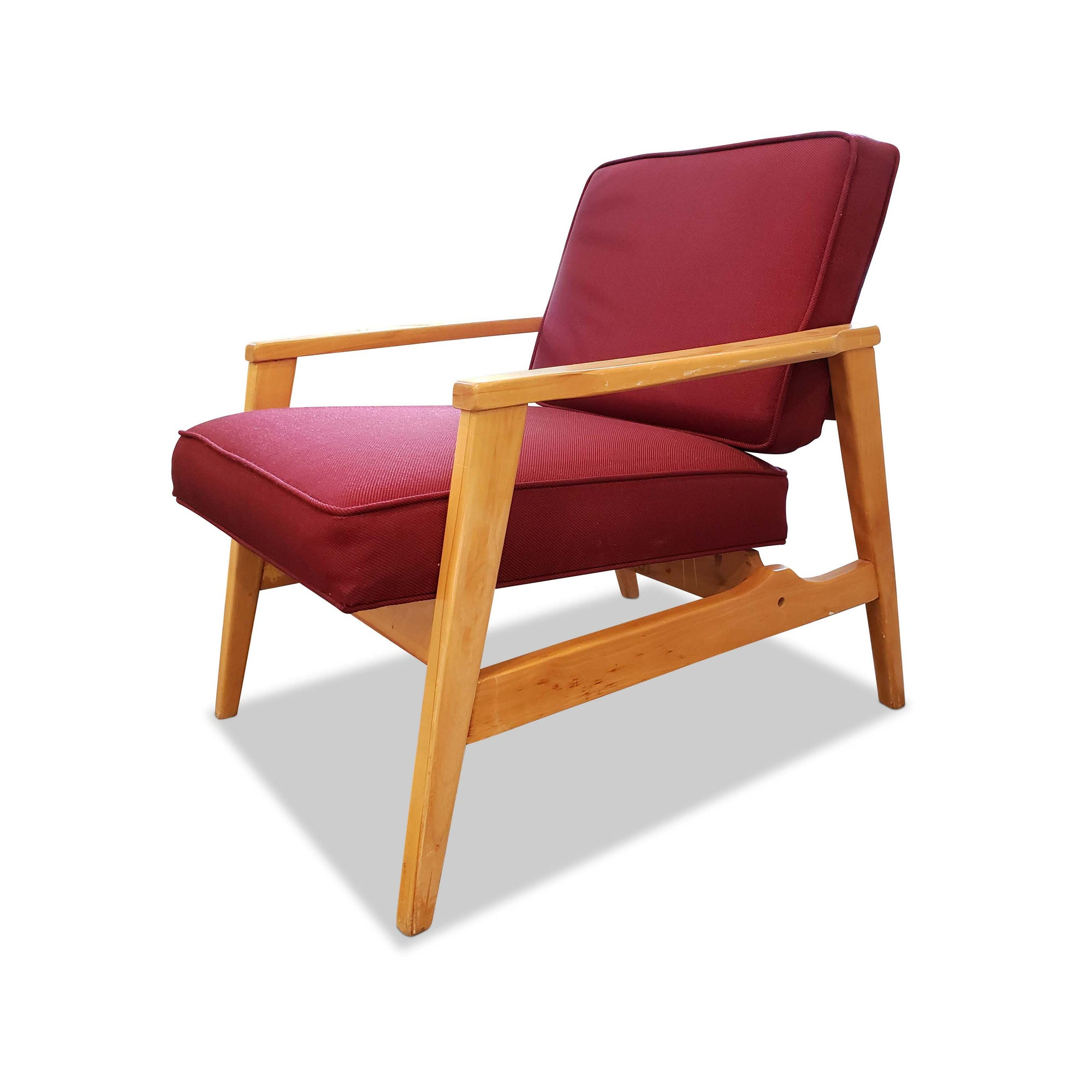 Mid Century Lounge Chair by Jan Kuypers
