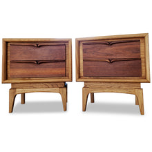 Load image into Gallery viewer, Mid Century Nightstands by United Furniture