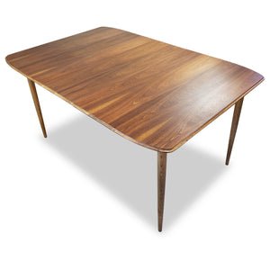 Vintage Walnut Deilcraft Dining Table
