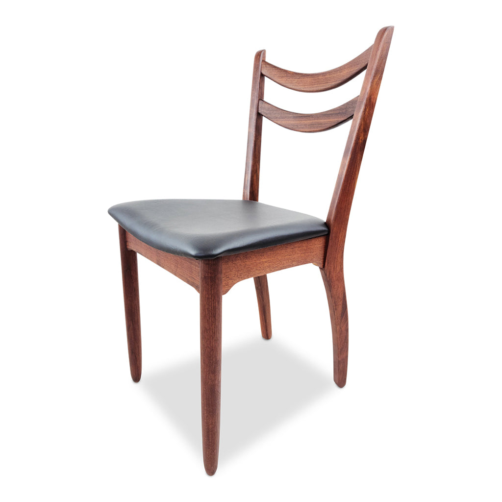 Walnut Dining Chairs by Honderich