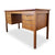 Teak Six Drawer Desk