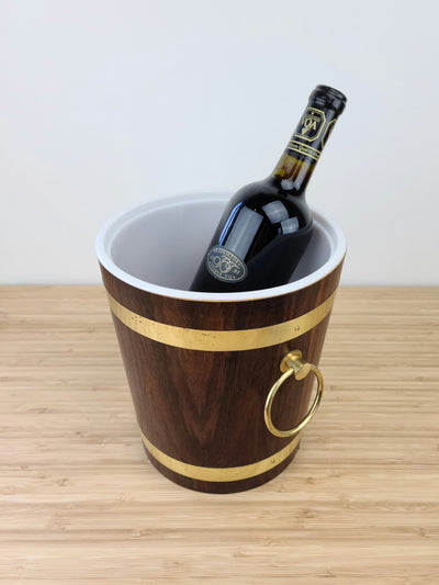 Rosewood Ice Bucket
