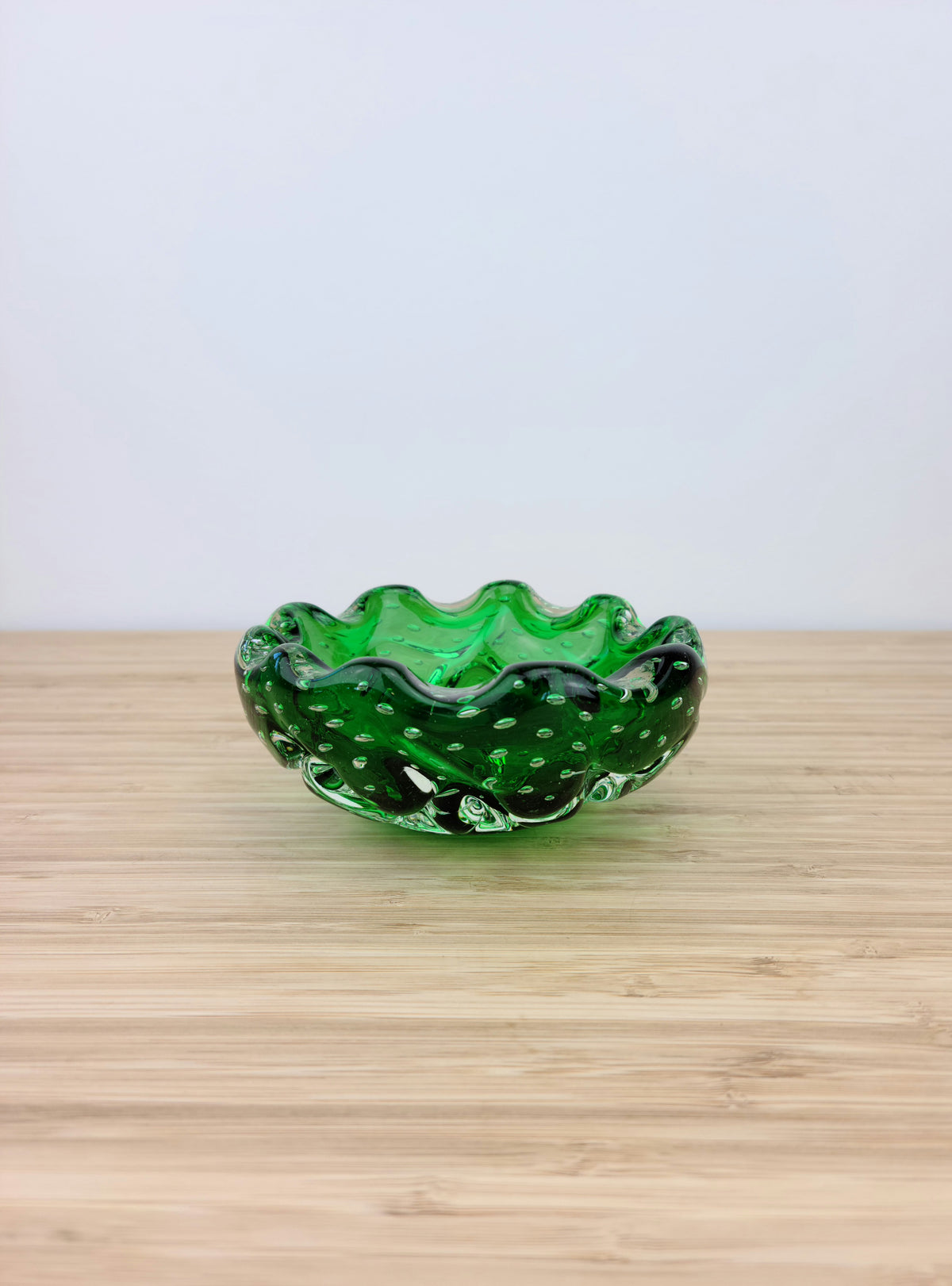 Lime Green Vessel