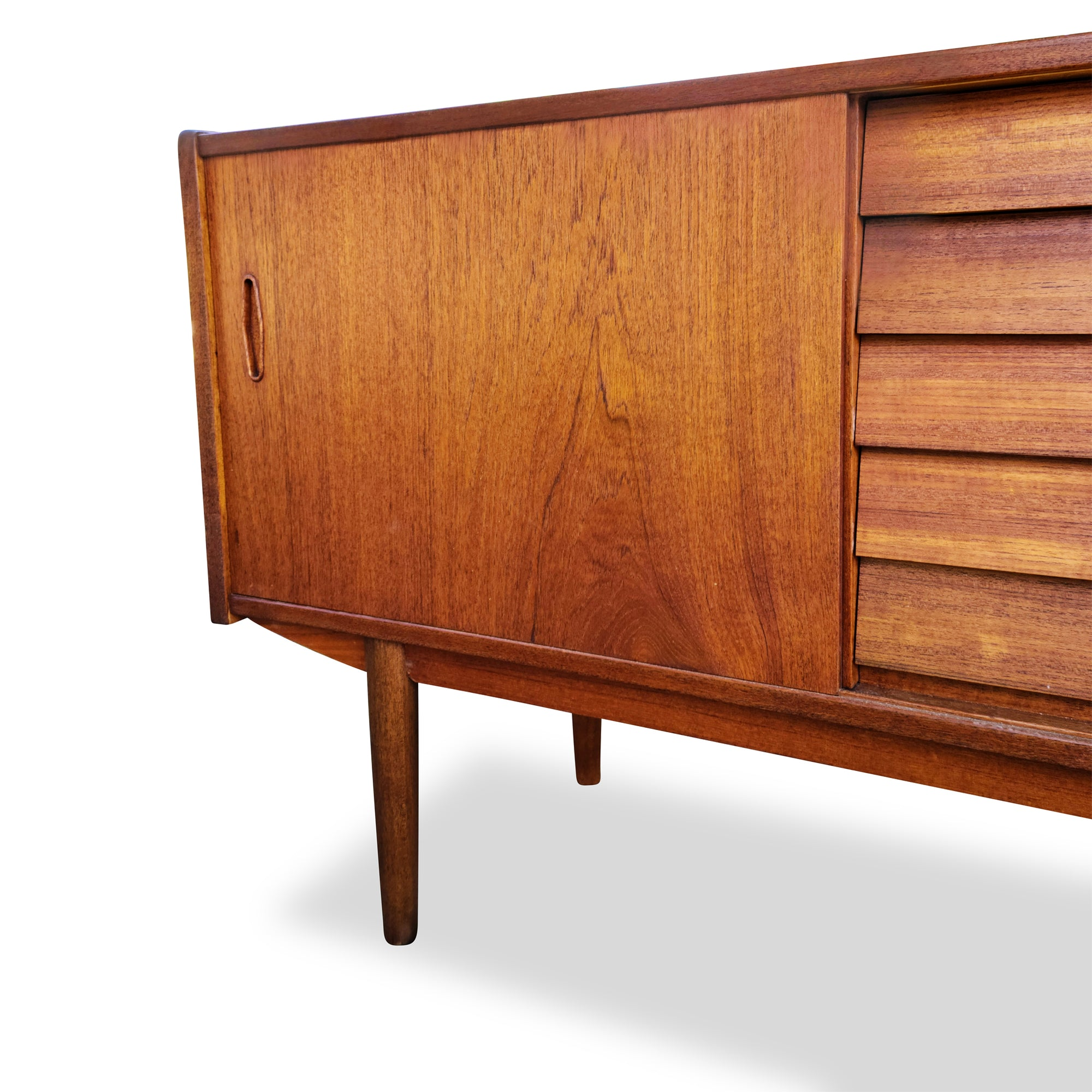 Teak Sideboard by Nils Jonsson for Troeds