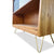 Elm Two Door Storage Cabinet