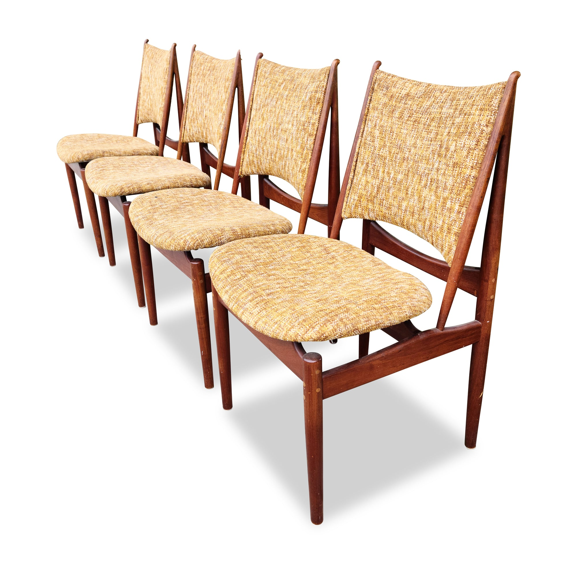 "Finn Juhl ""Egyptian Chairs"""