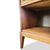 Walnut Bedside Table by Gibbard