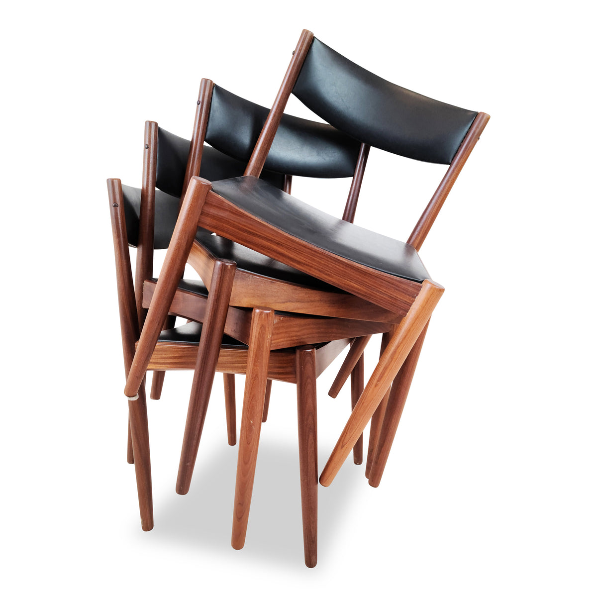 Poul Volther for Frem Rojle Dining Chairs