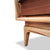 Walnut and Ash Highboy by United Furniture