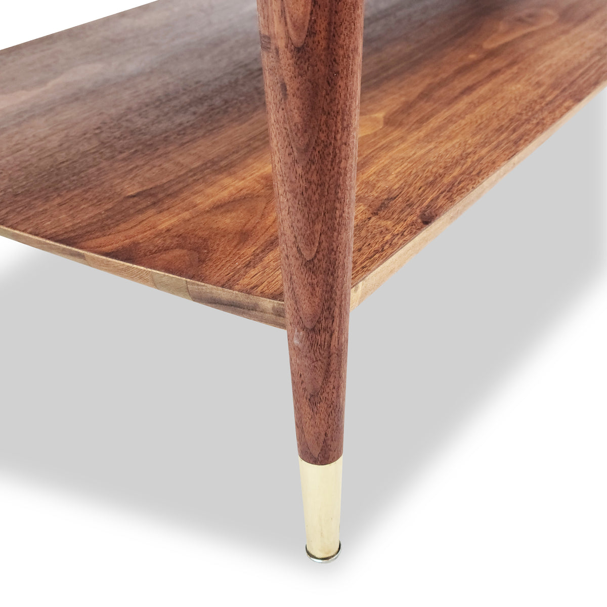 Walnut Coffee Table by Deilcraft