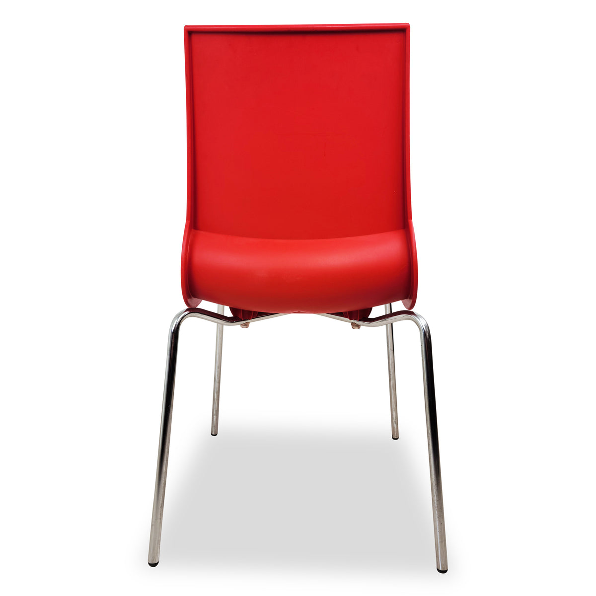 Gigi Stackable Dining chairs by Ricciolina for Knoll