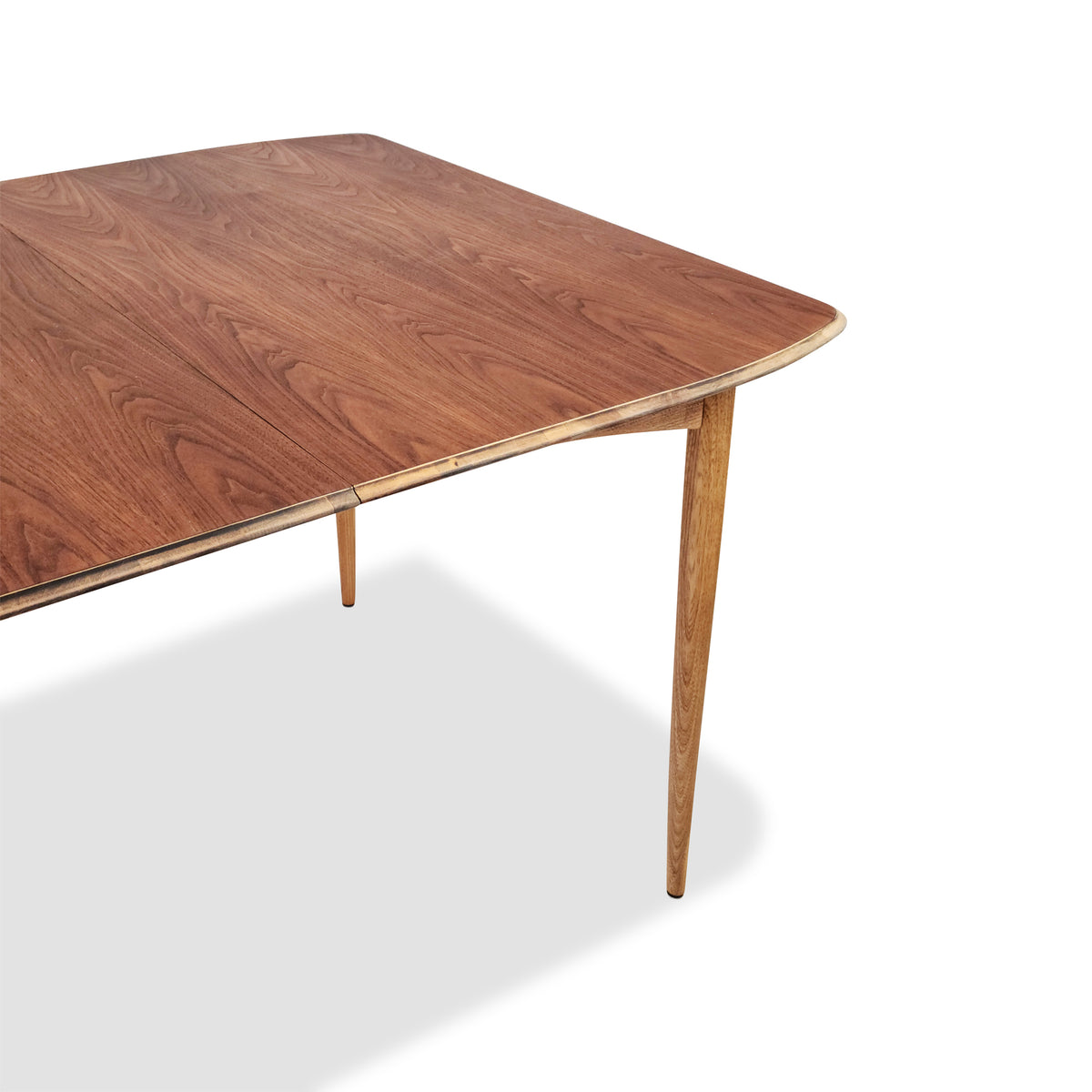 Walnut and Ash Dining Table by Deilcraft